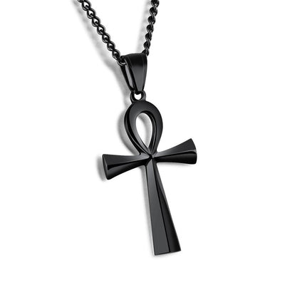 Egyptian Ankh Pendant Necklace