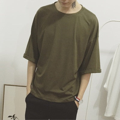 T-Shirts - Half Sleeve T-Shirt - Longline Clothing