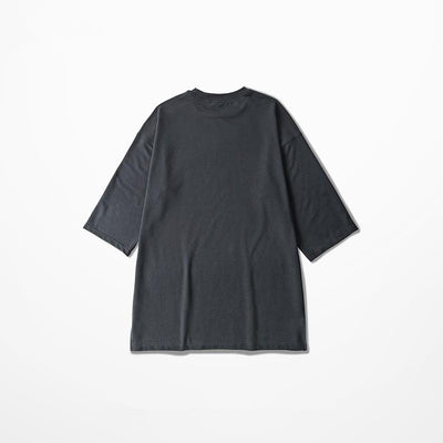 T-Shirts - Premium Half Sleeve Relaxed Fit T-Shirt - Longline Clothing
