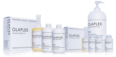 Olaplex and Why We Use it in Our Curly Hair Salon