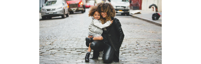 Teach your Child to Look After their Own Curls