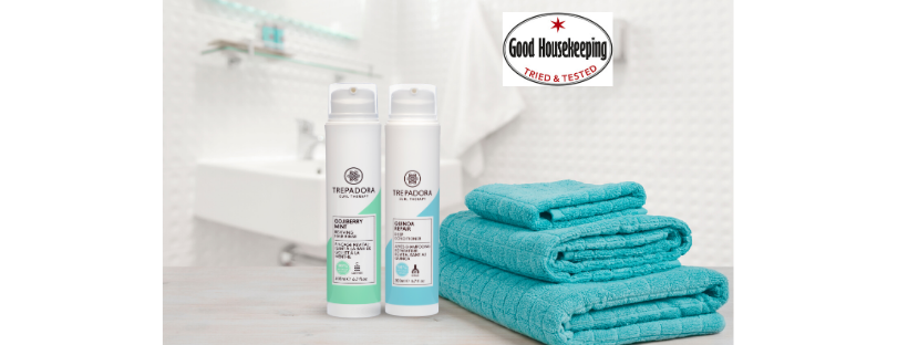 Good Housekeeping: Highest Rated Shampoo & Conditioner for Curly Hair