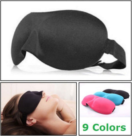 3D Sleeping Mask