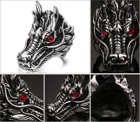 Badass Dragon Ring