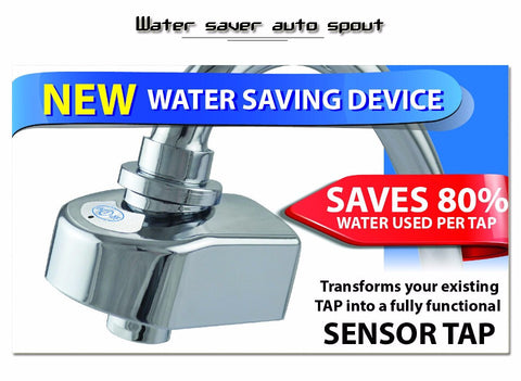 Infrared Water Saver