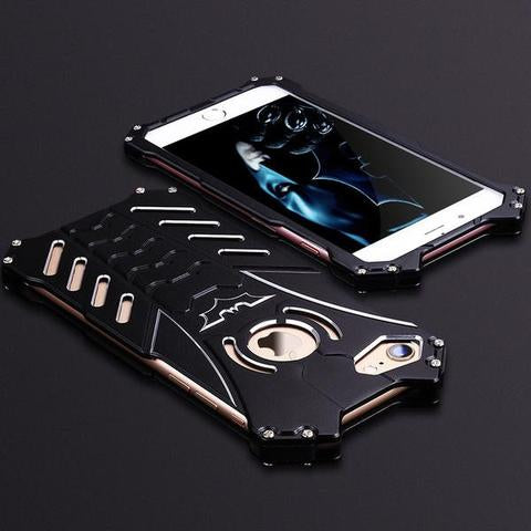 ARMOR LUXURY METAL PHONE CASE