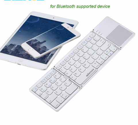 Foldable Keyboard for Smartphone/Tablets