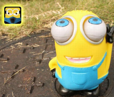 Squeeze a Minion Pop Toy