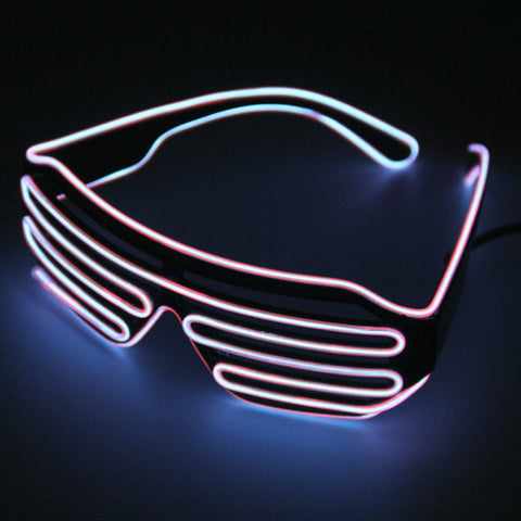Rave LED Glasses
