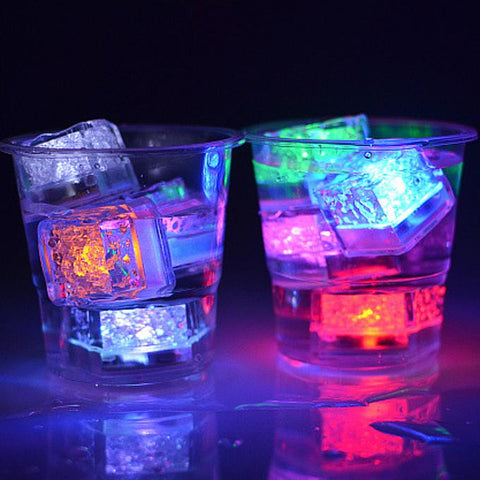 Luminous Ice Cubes (Set of 12)