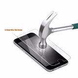 Tempered Glass Screen Protector (For iPhone)