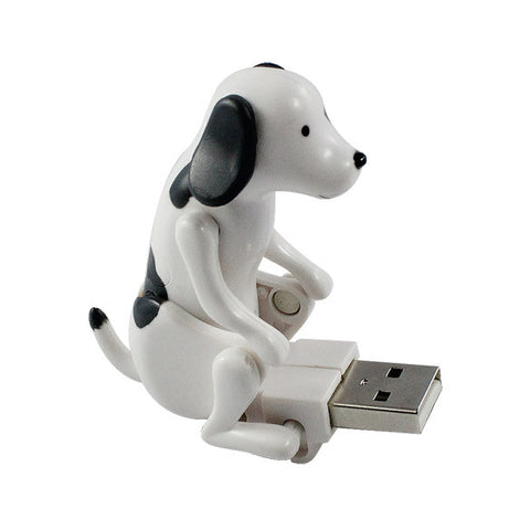 Hilarious USB Dog