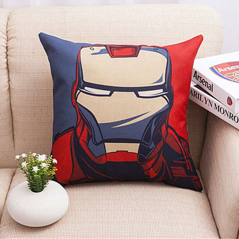 Superhero Cushion Covers