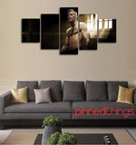 Conor Mcgregor 5 Piece Canvas