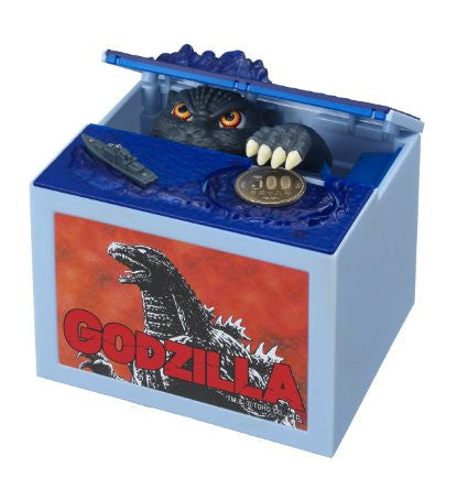 Godzilla Roar Coin Bank