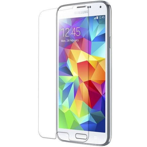 Anti Fingerprint Tempered Glass Screen Protector (For Samsung)