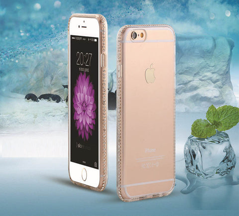 Silicon iPhone Case (iPhone 7, 6, 6S)
