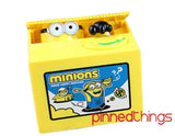 Minions Cutest Coin Bank