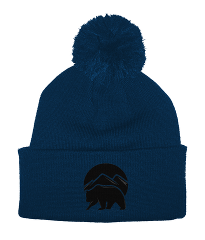 Buddy Bear Logo Beanie  Hats, Buddy Bear Design , Buddy Bear Design  - Buddy Bear Design
