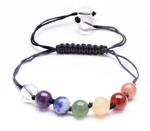 Chakra Bead Bracelet  Jewellery, Buddy Bear Design, Buddy Bear Design  - Buddy Bear Design
