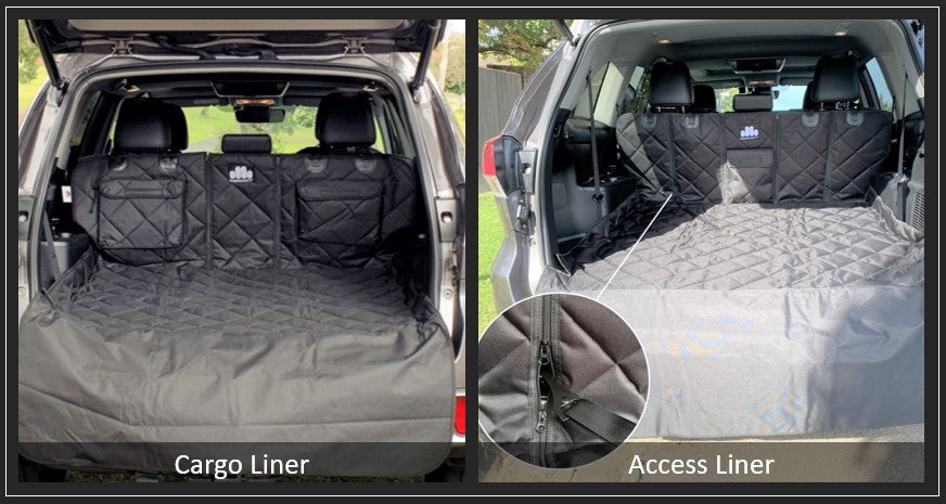 Side by side comparison of Cargo and Access Liners
