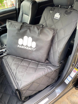 Load image into Gallery viewer, Pawmanity Front Seat Cover