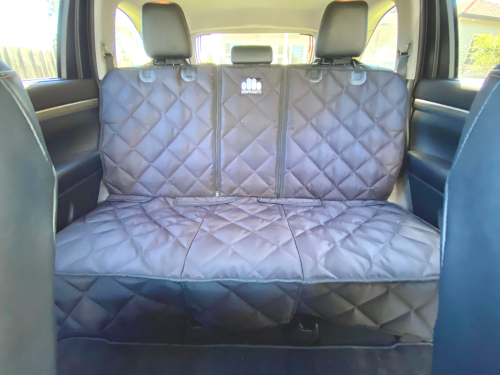 Pawmanity Bench Seat Cover