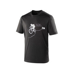 Downhill Short Sleeved Performance Tee