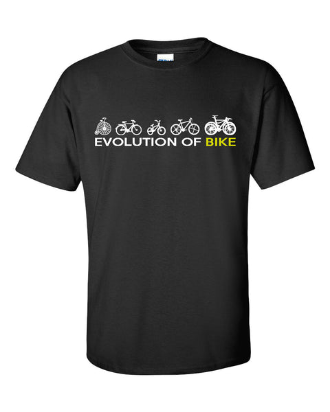 Evolution of Bike
