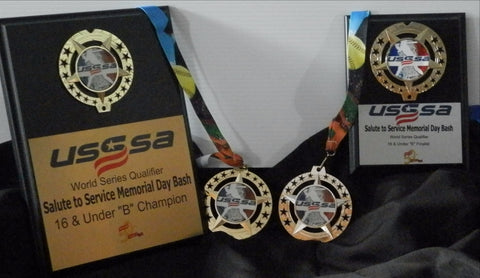 USSSA Medal Package