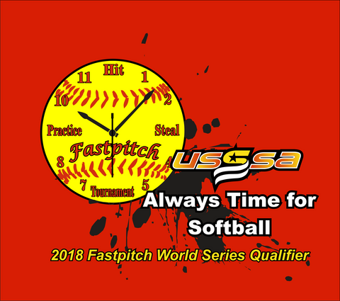 USSSA 2018 Always Time for Softball 3/10/2018 & 3/11/2018