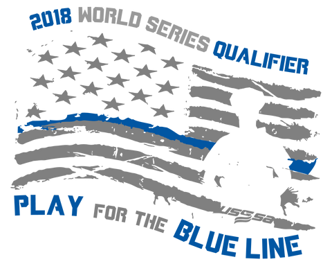 USSSA 2018 Play for the Blue Line 6-9 & 6-10