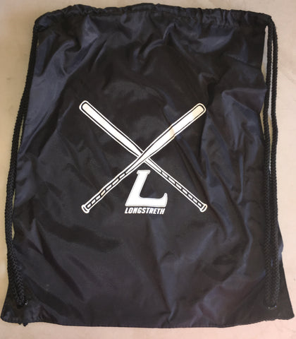 """Longstreth Softball"" Drawstring Bag"