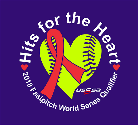 USSSA 2018 Hits for the Heart 2/10/2018 and 2/11/2018
