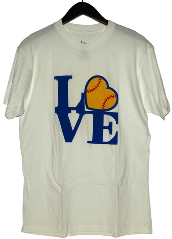 Love Softball T-Shirt