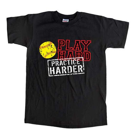 """Play Hard Practice Harder"""