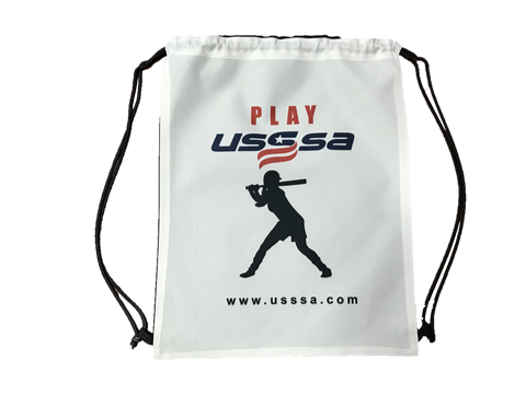Play USSSA Drawstring Bag