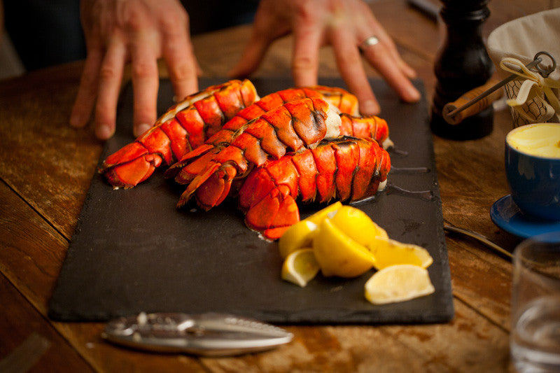 How to prepare Maine Lobster Tails