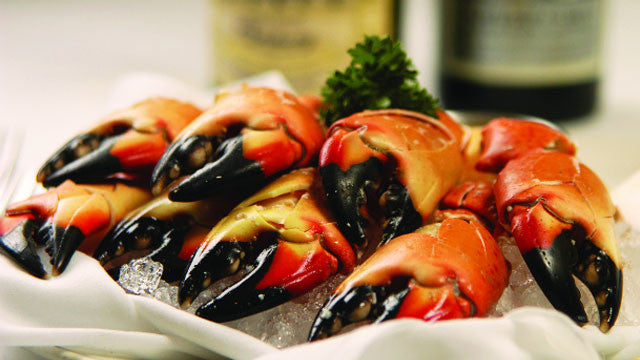 How to prepare Jonah Crab Claws