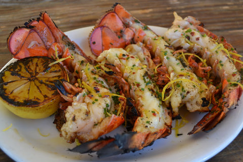 Maine Lobster Tail by Chef Fabio Viviani