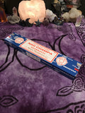 One (1) 15g. Box of Nag Champa Stick Incense