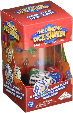 Dancing Dice Shaker large