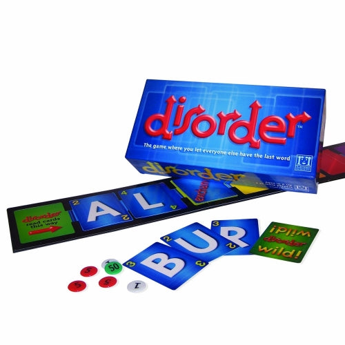 R & R Games Disorder