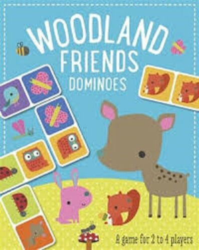 Woodland Friends Dominoes