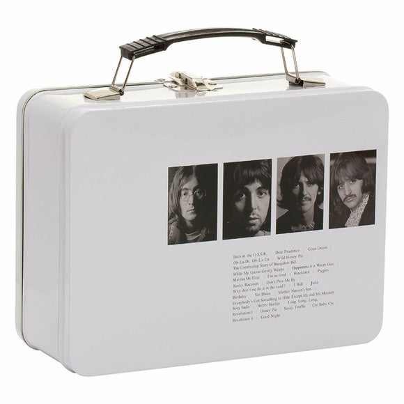 The Beatles Limited Edition White Album Large Tin