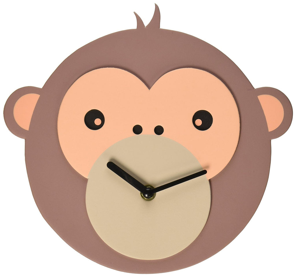 Monkey Business Clock - The Red Store .org