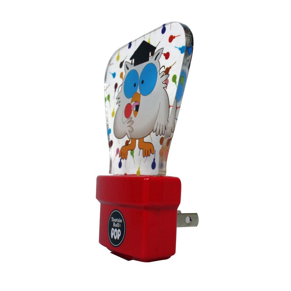 Tootsie Roll Pop ECO-Friendly LED Night Light - The Red Store .org