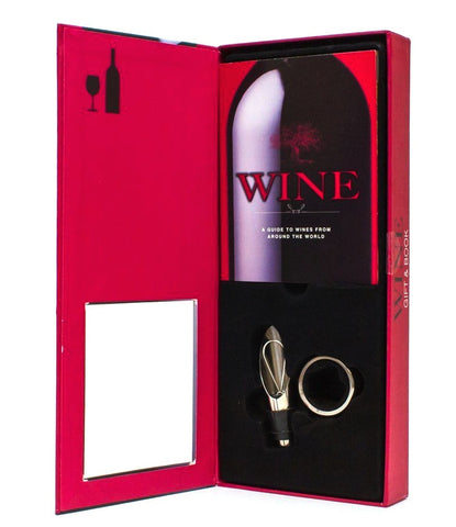 Wine Gift and Book Boxset - The Red Store .org