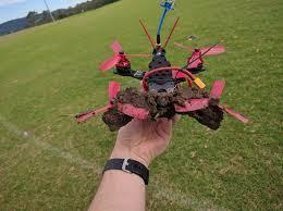 How to clean out your FPV Racing Motors from dirt or grass