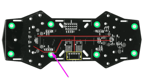 Eachine Falcon 250 PCB Shorting Issue and How To Fix